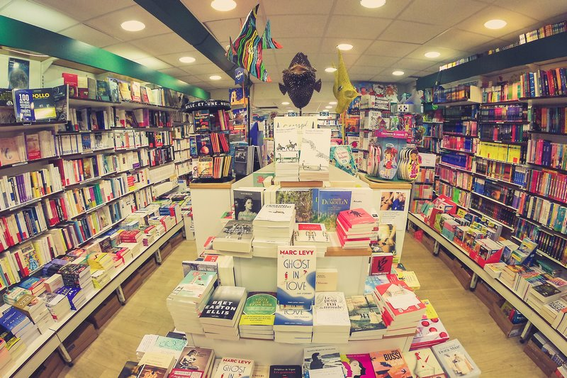 Librairie Grand Largue