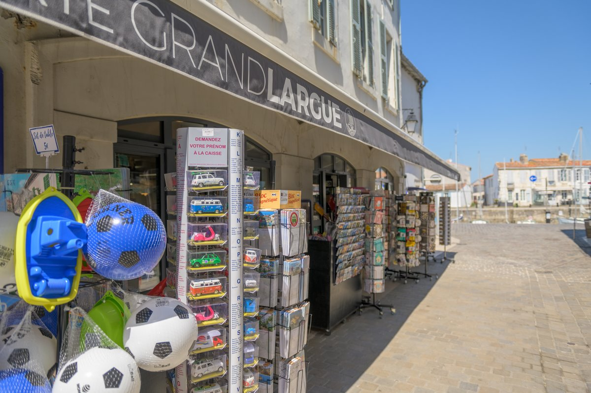 Librairie port St Martin